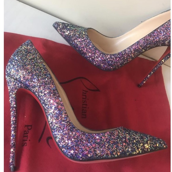 668919f40341 Christian Louboutin Shoes | So Kate Glitter Dragonfly 37 | Poshmark